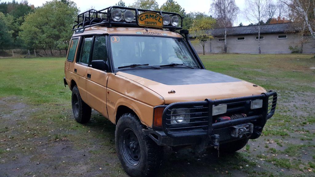 4x4 Geländewagen